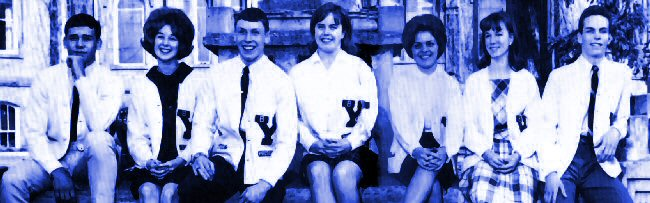 BYH Elected Student Leaders 1960s