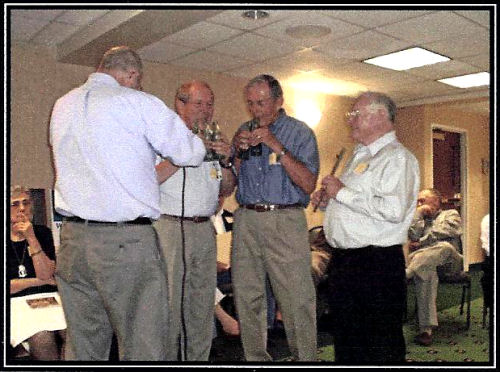 BYH Class of 1955 Bottle Band