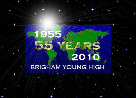 BYH Class of 1955 ~ 55th Anniversary in 2010