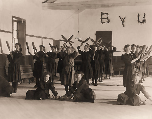 Photo of BYA Beaver Branch Women's PE 1904
