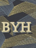 Brigham Young High School Gold and Gray logo